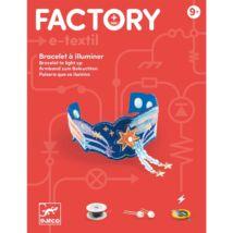 E-textil műhely - Csillagfény karkötő - Nova - Djeco