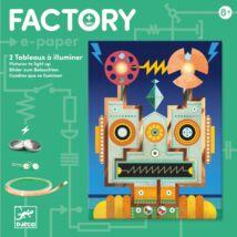 E-kreatív műhely - Kiborgok - Cyborgs - Djeco