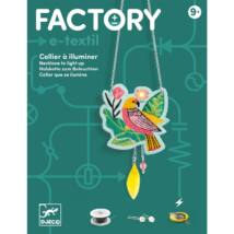 E-textil műhely - Nyaklánc - Calypso - Djeco