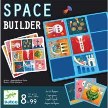 Társasjáték - Space builder - Djeco