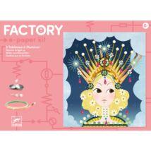 E-kreatív műhely - Fejdíszek - Tiaras - Djeco