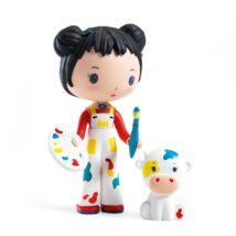 Álomvilág figura - Barbara és Gizdi - Barbouille & Gribs