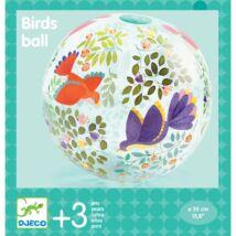 Felfújható labda - Madárkák - Birds ball