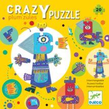 Óriás puzzle - Plum'zules- DJECO