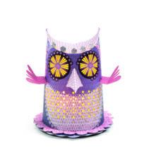 Mécses - Bagoly - Owl- DJECO