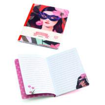 Jegyzetfüzet A/5 - Fedora notebook- DJECO