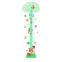 Magasságmérő falmatrica - Virágzó fa - Blossoming tree- DJECO