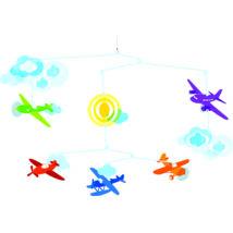 Szélmobil függődísz - Repülés - Flight- DJECO