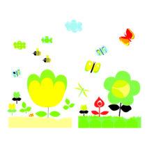 Falmatrica - Sárga virágok - Yellow Flowers- DJECO