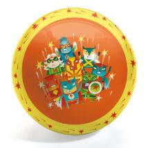 Gumilabda - Szuper hősök - Super heroes ball- DJECO