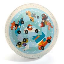 Gumilabda - Közlekedés - Traffic ball- DJECO