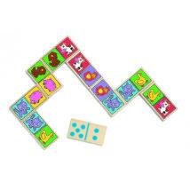 Domino játék - Réceruca - Domino-animo- DJECO