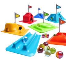 Társasjáték - Golfy - Minigolf- DJECO
