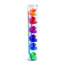 Horgász játék - Szivárványos kacsák - Rainbow fishing ducks- DJECO