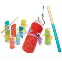 Horgász játék - Halrudacska - Fishoo- DJECO