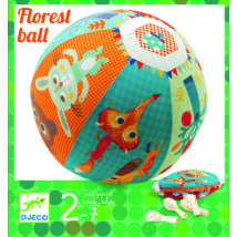 Textilhuzat lufira - Pop ballon foret- DJECO