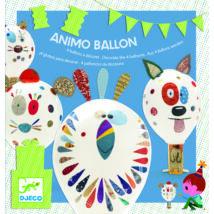 Lufiállatok - Animo Balloon- DJECO