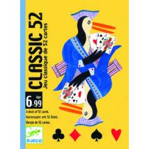 Kártyajáték - Klasszikus francia kártya - Classic 52- DJECO