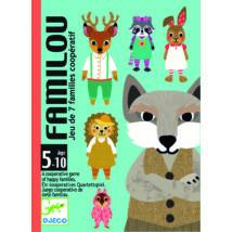 Kártyajáték - Összefogó - Familou - DJECO