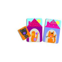 Kártyajáték - A mi Dodónk - Oudordodo - DJECO