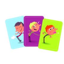Kártyajáték - Klappoló - Tip Top Clap - DJECO