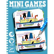 Mini játékok - Eltérések - Differences by Rémi- DJECO