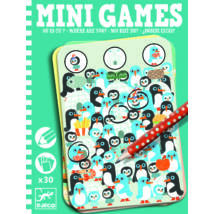 Mini játékok - Te meg hol vagy? - Where are you?- DJECO