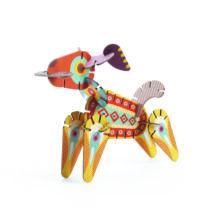 Építőjáték - Volubo állatok - Animals- DJECO