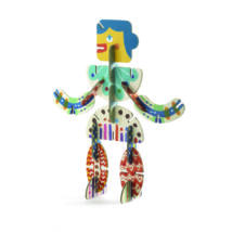 Építőjáték - Volubo figurák - Figurines- DJECO