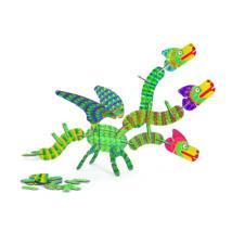 Építőjáték - Volubo sárkány - Dragon- DJECO