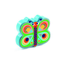 Játékhangszer - Pillangó marakas - Butterfly maracas- DJECO