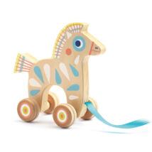 Húzható játék -  Lovacska - BabyPull- DJECO