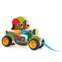 Húzható játék - Terreno bike- DJECO