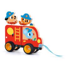 Húzható játék - Terreno truck- DJECO