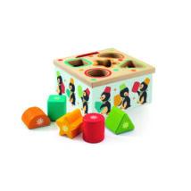 Formabedobó - Formás Pingvin - Geo Pingy- DJECO
