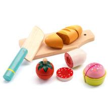 Konyhaeszközök - Szeletelő - Lunch to cut- DJECO