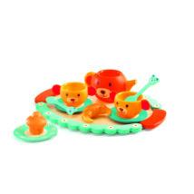 Reggeliző készlet - Teddy's party - DJECO