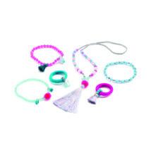 Gyerekékszer készlet - Jewels pompoms and butterflies- DJECO