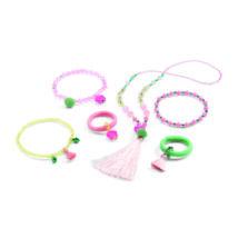 Gyerekékszer készlet - Jewels pompoms and stars- DJECO
