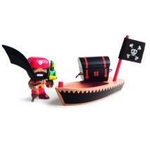 Kalóz bárkával - El Loco and Ze boat- DJECO