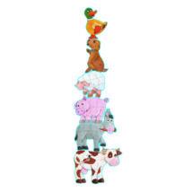Óriás puzzle - Daisy és barátai - Daisy and friends- DJECO