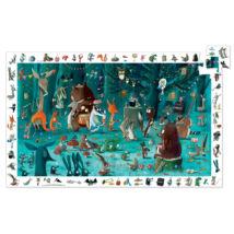 Megfigyeltető puzzle - Zenekar, 35 db-os - The orchestra- DJECO