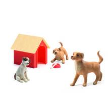 A kutyák - Dogs- DJECO