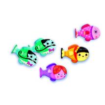 Memóriajáték - Halacskák - Memo fish- DJECO