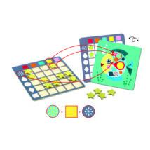 Fejlesztő játék - Színesek - Eduludo Coloformix- DJECO