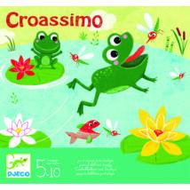 Társasjáték - Brek-brek - Croassimo- DJECO
