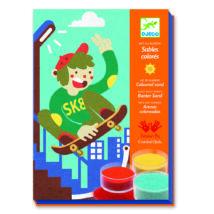 Homokkép készítő - Deszkázni jó - Boardsport fun- DJECO