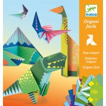 Origami - Dinoszauruszok - Dinosaurs- DJECO