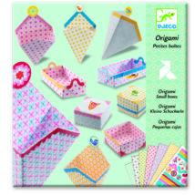 Kirigami - Doboz hajtogatás - Kirigami Small boxes- DJECO