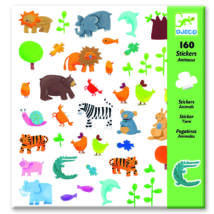 Matricák - Állatok - Animals- DJECO